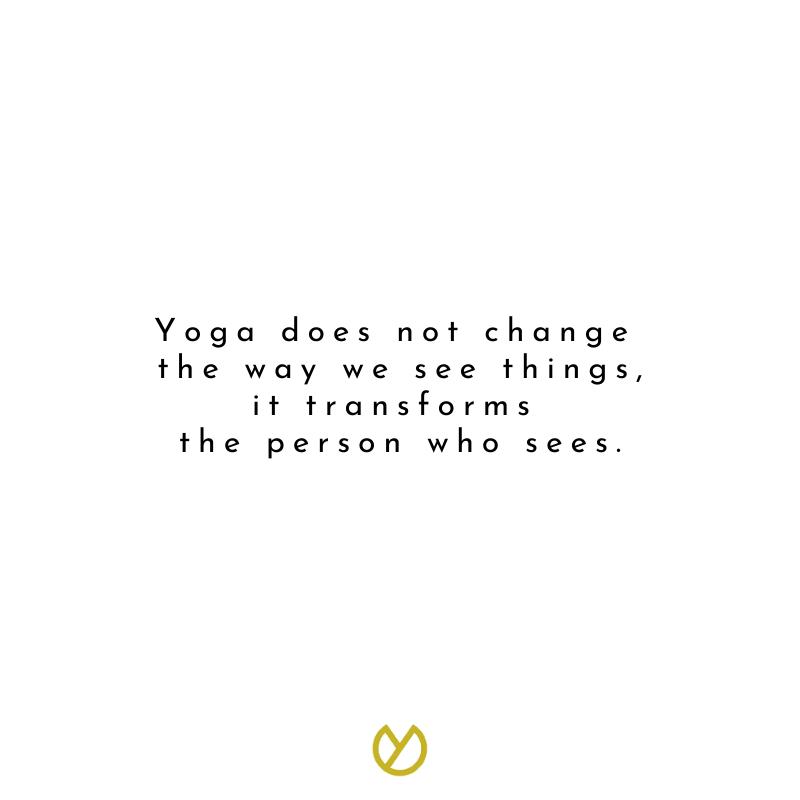 Yoga as a spiritual practice
