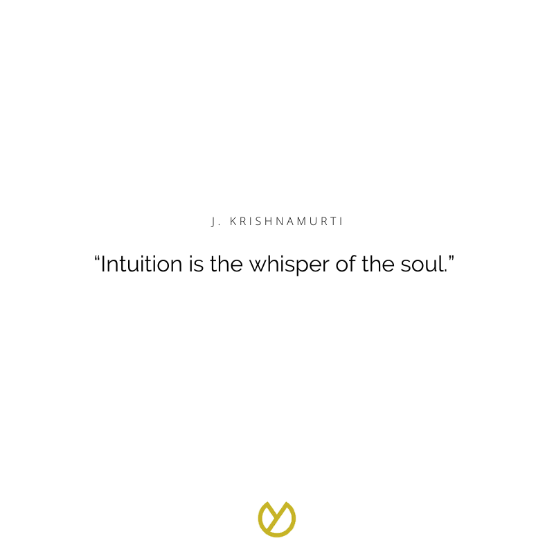 Listen to the whisper of your soul