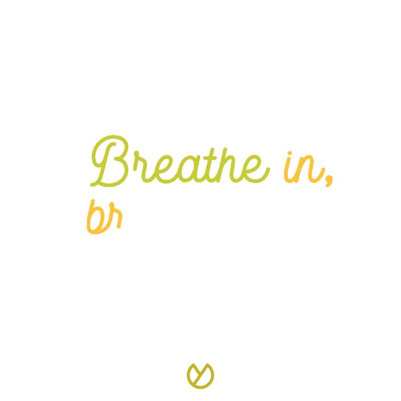 Do you breath naturally