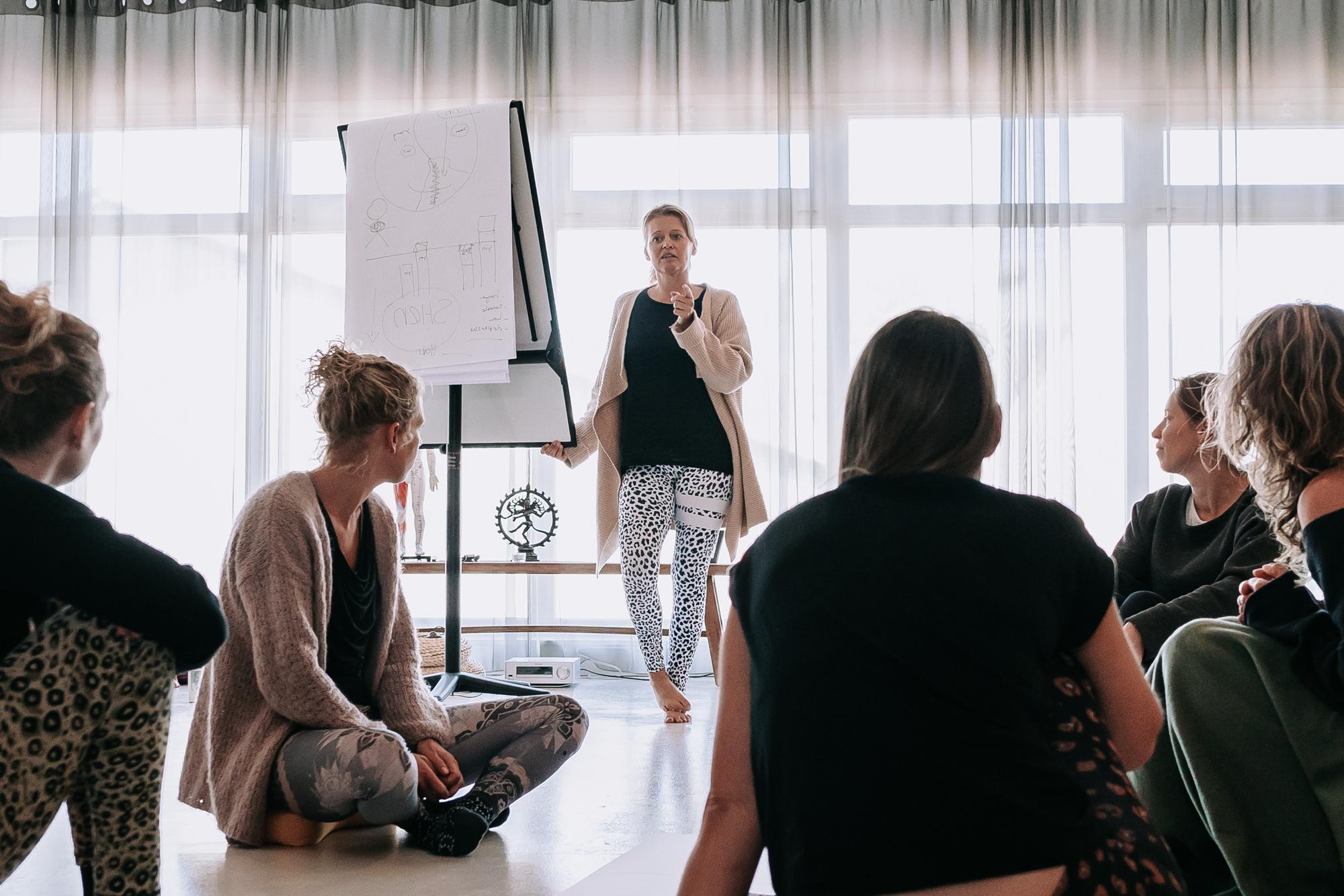 Yoga teacher training programmes