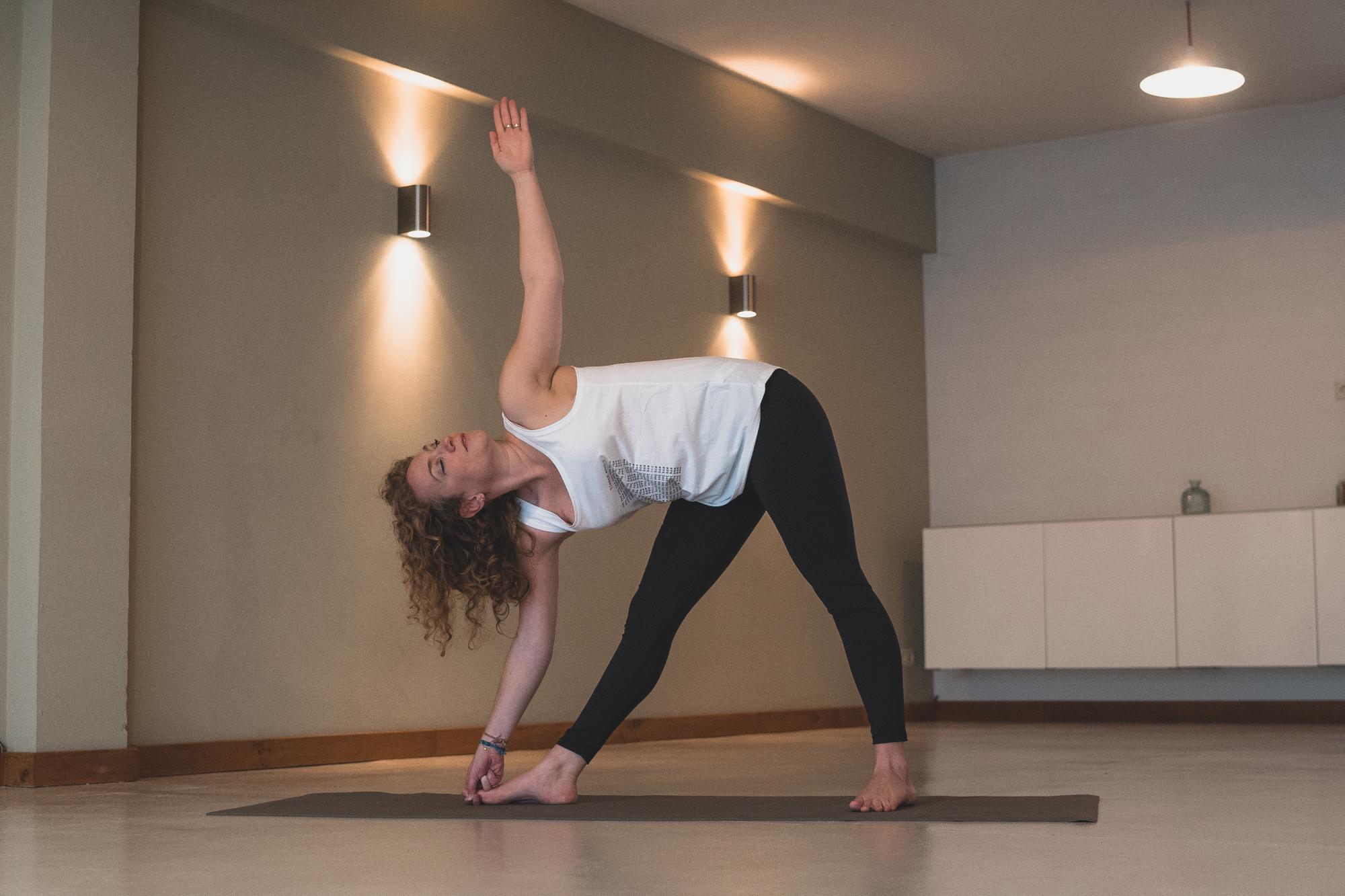 Intro to Yoga, 5 weekse cursus, start 21 oktober